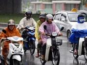 Dự báo thời tiết hôm nay (4/5): Hà Nội chấm dứt nắng nóng