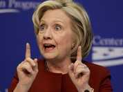Bà Hillary Clinton có nguy cơ bị cáo buộc hình sự