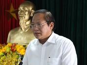 Bộ trưởng Trương Minh Tuấn chỉ đạo xử lý làm gương những đại lý sim thẻ sai phạm
