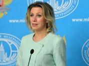 Bộ Ngoại giao Nga kể chuyện cười về qui chế Crimea