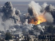 Không quân Syria không kích dữ dội, 16 chỉ huy khủng bố bị tiêu diệt