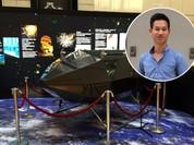 Phi thuyền không gian đầu tiên của Việt Nam được phóng thành công