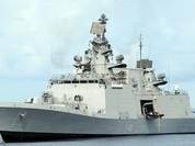 4 tàu chiến Ấn Độ sắp cập cảng Cam Ranh