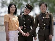 Sức mạnh của quân đội Triều Tiên