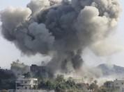 Video: Trên 120 người thiệt mạng trong vụ nổ lớn gần căn cứ quân sự Nga tại Syria