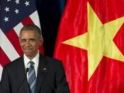 Video: Những phát biểu ấn tượng của Obama tại Việt Nam
