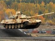 """Báo Nga: Việt Nam mua 1 tiểu đoàn """"xe tăng bay"""" T-90SM (video)"""