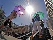 Dự báo thời tiết: Trung bộ nắng nóng 40 độ C