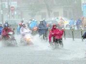 Dự báo thời tiết: Nhiều nơi mưa rào và dông vì ảnh hưởng của áp thấp nhiệt đới
