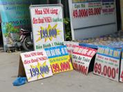 TP.HCM: Nở rộ hình thức mua SIM tặng điện thoại