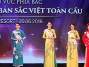 Ngắm dàn người đẹp trong đêm bán kết Hoa hậu Bản sắc Việt