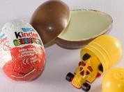 Socola Kinder chứa chât gây ung thư