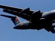 Trung Quốc: Đưa máy bay vận tải cỡ lớn Y-20 vào hoạt động