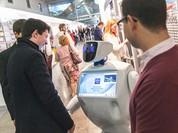 Moskva bắt đầu có hướng dẫn viên robot