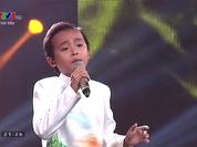 Video: Vỡ òa cảm xúc với phần trình diễn của Tân Quán quân Idol Kids