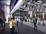 Choáng ngợp với hệ thống tàu điện ngầm hiện đại của London