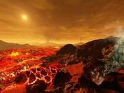 Ấn tượng Mặt Trời nhìn từ hành tinh khác