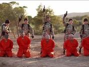 Sốc: IS tung video trẻ em hành quyết tù binh người Kurd