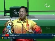 """Video: Cận cảnh phần thi """"viết nên lịch sử"""" Paralympic của lực sĩ Việt"""