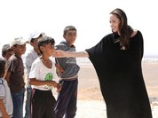 """Angelina Jolie """"không thể hiểu nổi"""" cuộc sống của người Syria"""
