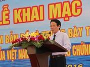Vùng biển của Việt Nam có vai trò quyết định với sự phồn vinh của đất nước