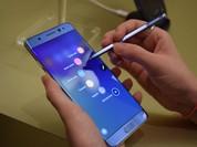 Galaxy Note 7 vừa đổi lại tiếp tục lỗi pin