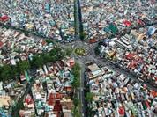 Sài Gòn đẹp lạ lùng nhìn từ không trung