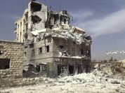 Chiến sự Syria: Tử địa Aleppo tan hoang nhìn từ vệ tinh
