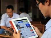 """Wifi miễn phí đã """"đến"""" cột cờ Lũng Cú và cao nguyên đá Đồng Văn"""