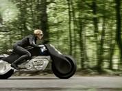 BMW ra mắt xe máy tự cân bằng siêu hiện đại