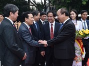 Thủ tướng: Thước đo giáo dục ĐH là số lượng sinh viên khởi nghiệp thành công
