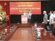 Ban Tuyên giáo phát động quyên góp ủng hộ đồng bào miền Trung khắc phục lũ lụt
