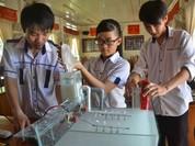 Hậu Giang: Học sinh lớp 8 sáng chế thiết bị tiết kiệm nước tự động (video)