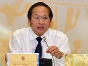 Bộ trưởng TT&TT: Báo chí cần tôn trọng sự thật và trung thực, hữu ích