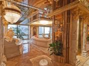 """Video: """"Đột nhập"""" căn hộ dát vàng trị giá 100 triệu USD của Tân Tổng thống Trump"""