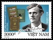 Phát hành bộ tem kỷ niệm 100 năm mất Jack London