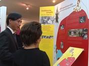 """Khai mạc triển lãm tem """"Việt Nam, sự quyến rũ vô tận"""" tại Thái Lan"""