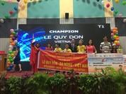 Học sinh Đà Nẵng giành giải Vô địch Robothon quốc tế