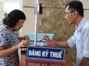 13 tỉnh, thành triển khai hoàn thuế GTGT trực tuyến