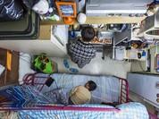 26 bức ảnh khó tin về cuộc sống trong những căn nhà siêu nhỏ