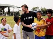 David Beckham bị hacker tống tiền 1 triệu Bảng Anh