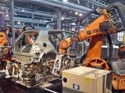 Năng suất tăng 250% vì thay 90% lao động bằng robot