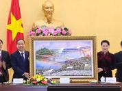 """Chủ tịch Quốc hội: Xây dựng Thanh Hoá trở thành tỉnh """"kiểu mẫu"""""""