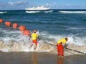 Tuyến cáp Liên Á sẽ được khôi phục kênh truyền vào 25/2 tới