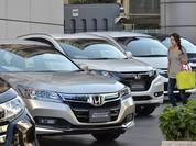 Thu hồi hơn 1,3 ngàn sản phẩm khuyết tật của hãng Honda