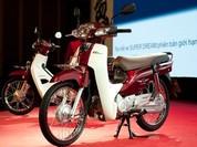 Honda Super Dream 110 bị khai tử ở Việt Nam
