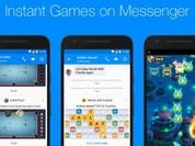 Facebook ra mắt ứng dụng Game trên Messenger trên toàn cầu