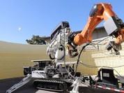 Video: Cận cảnh Robot Mỹ xây nhà chỉ trong 14 giờ