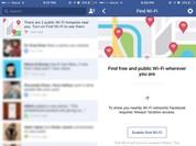 Có nên sử dụng Wi-Fi miễn phí trên Facebook?