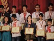 Gần 4,5 ngàn thí sinh được vinh danh trong cuộc thi ViOlympic năm học 2016 - 2017